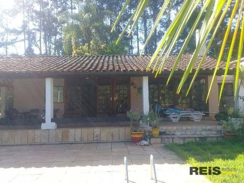 Chácara Com 4 Dormitórios À Venda, 84000 M² Por R$ 1.350.000,00 - Piedade - Piedade/sp - Ch0108
