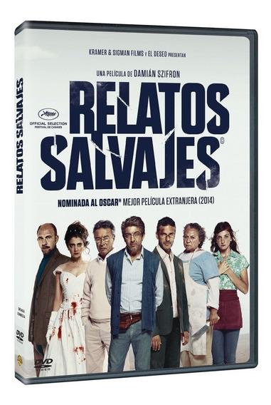 Relatos Salvajes Ricardo Darín Pelicula Dvd