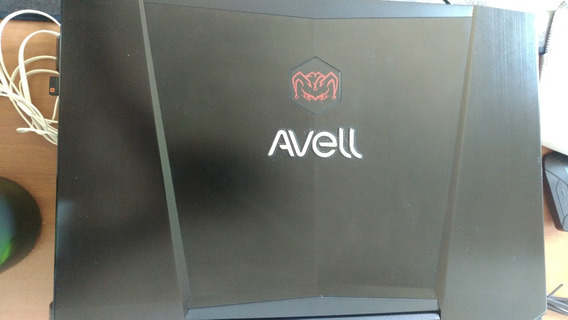 Notebook Gamer Avell Titanium G1513