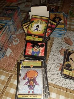 Completa Tu Colección Cartas Dragon Ball Z Cromeros