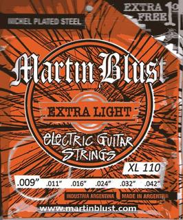 Encordado Cuerdas 009 Guitarra Electica 6 Cuerdas