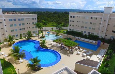 Resort Encontro Das Águas- Apto Sistema De Cota