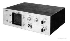 Panasonic - Technics - Audio Scope