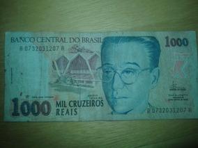 Nota Mil Cruzeiros Reais
