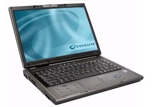 Notebook Evolute Sfx35 Intel Dual Core T1400 Hd500 2g