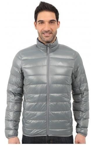 Exclusiva Chamarra Pluma De Ganso adidas Outdoor 2xl Grey