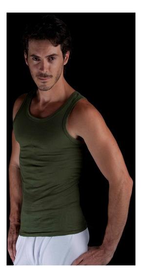 Camiseta Musculosa Morley Algodón Mercerizado Colores, Local