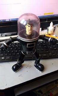 2001 Cartoon Network Space Battle Samurai Jack Action Figure