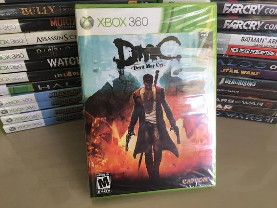 Dmc Devil May Cry Xbox 360 - Original Lacrado