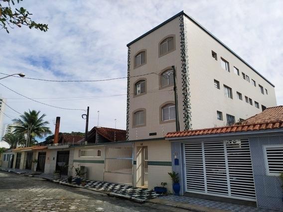 Apartamento De 1 Dorm No Centro De Mongaguá 150m Da Praia - 1565