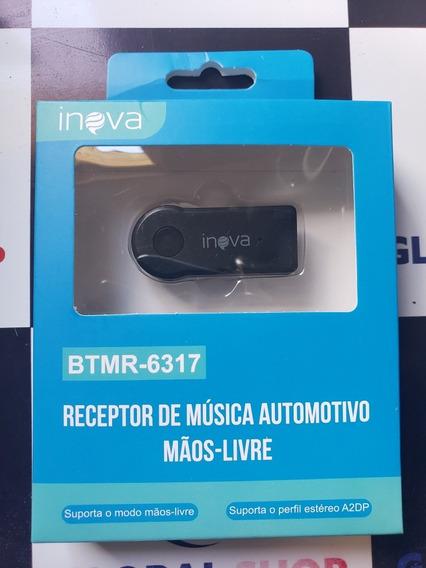 Adaptador Receptor Bluetooth Para Carro, Caixa E Etc.