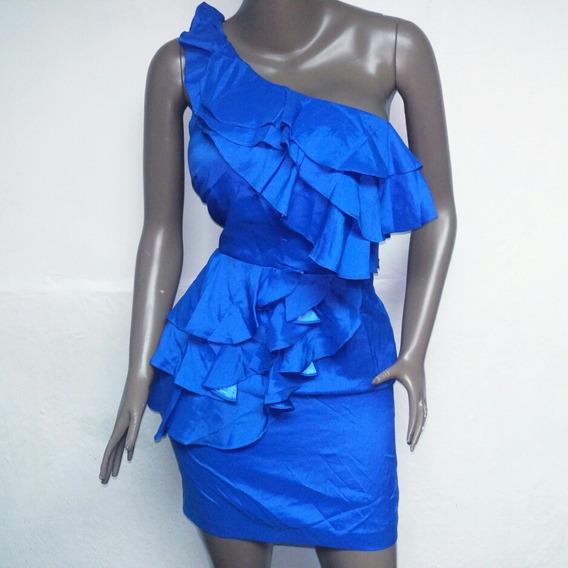 Vestido Azul Para Dama