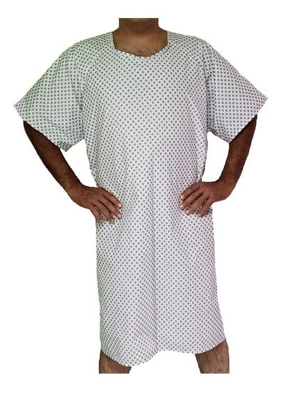 Batas De Paciente Talla Extra Grande (pack 2 Unidades)