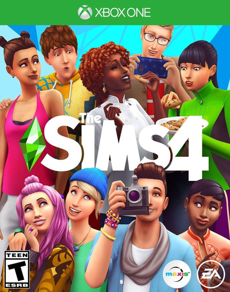 The Sims 4 Xbox One Mídia Digital +brinde