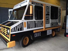Chevrolet Vanette Estrena Food Truck !!! 2000