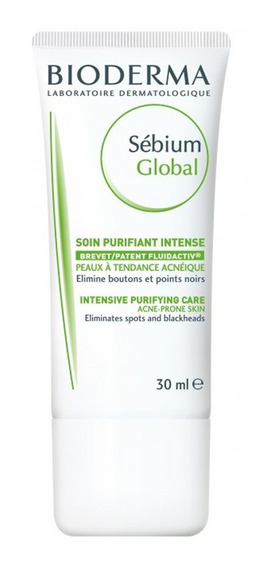 Sébium Global Bioderma - Tratamento Para Acne 30ml