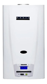 Calefon Orbis Gas Natural 320kson 20litros Digital Automatic