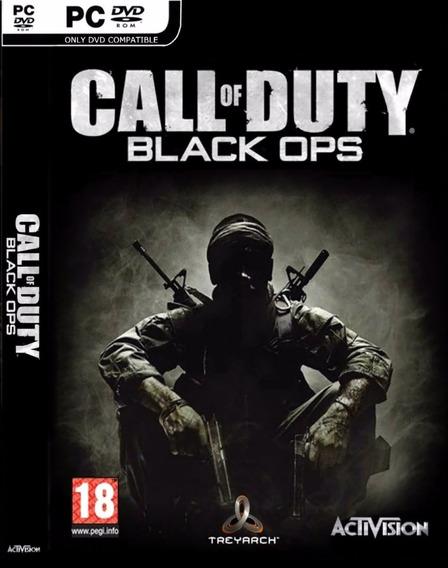 Call Of Duty Black Ops Pc Envio No Mesmo Dia Original!