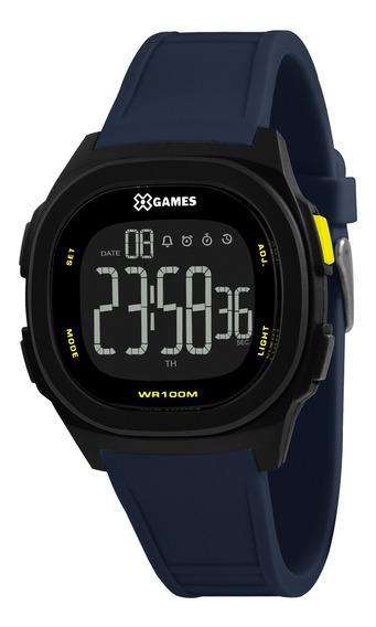 Relógio X Games Masculino Xgppd127 Pxdx Preto - Refinado