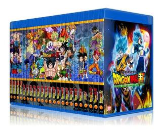 Dragon Ball Z, Colección De Películas ,bluray