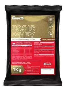 Whey Protein Growth Original Basic 1 Kg