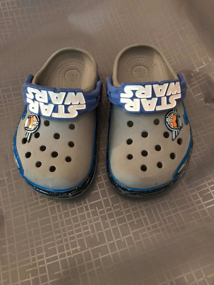Crocs Originales De Star Wars Prenden Luces