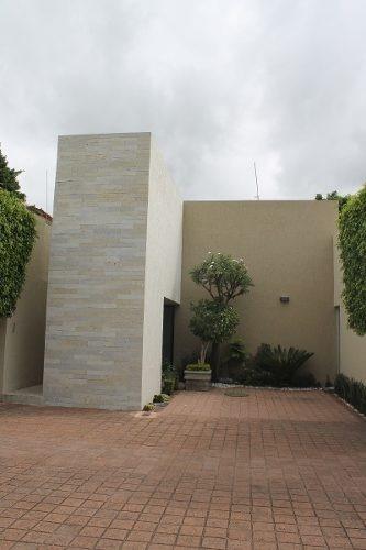 Hermosa Casa En Renta En Quintas Del Marques En Privada