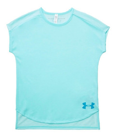 Playera Atletica Threadborne Niña Under Armour Ua2468