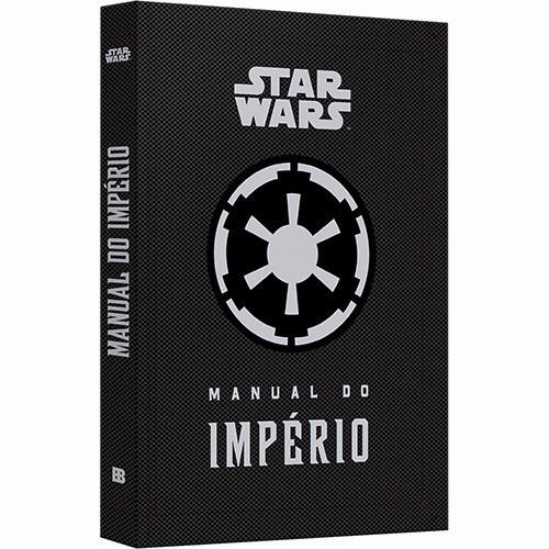 Livro Capa Dura - Star Wars Manual Do Império