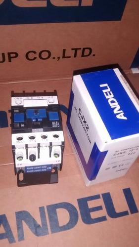 Contactor 18 Amp En 110v O 220v