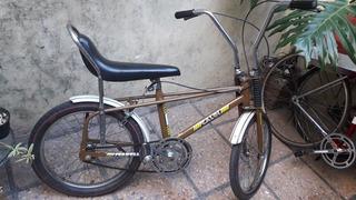 Bicicleta Niño R20 Antigua Coleccion Asiento Banana