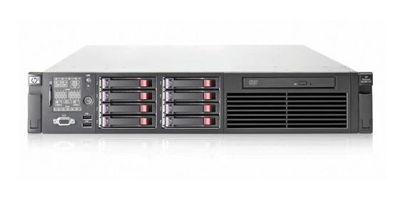 Servidor Hp Dl380 G7 2x Sixcore Xeon 64gb 2hd Sas 300gb