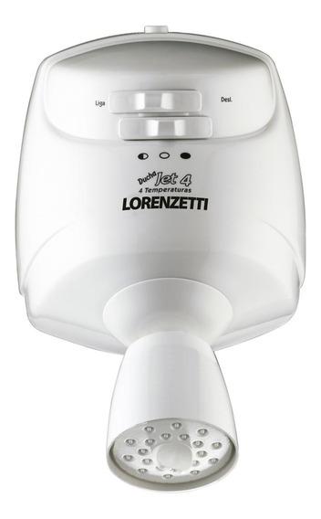Chuveiro Ducha Jet 4 Lorenzetti 220v 6800w