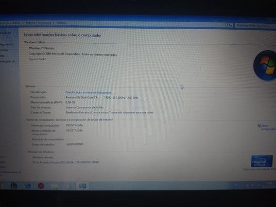 Notebook Sim+ Positivo 2.30ghz/6gb Ram