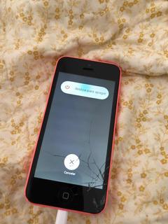 iPhone 5c 16gb Rosa Original