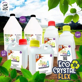Resina Eco Crystal Flex