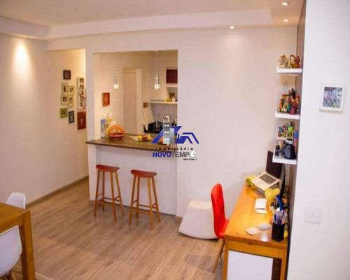 Apartamento Residencial À Venda, Jardim Iracema, Barueri. - Ap0269 - 67874095