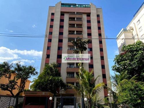 Imagem 1 de 19 de Cobertura Com 3 Dormitórios À Venda, 156 M²  - Vila Monumento - São Paulo/sp - Co0129