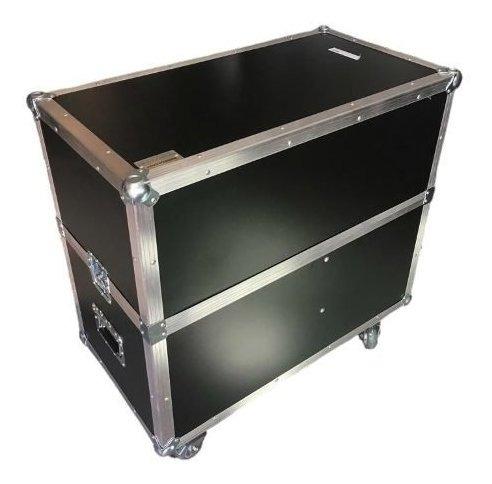 Flight Case Para Caixas Turbosound Iq12 - Iq 12