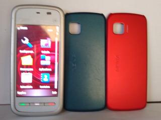 Celular Nokia 5230 3g Usado Ideal Para Colecionadores