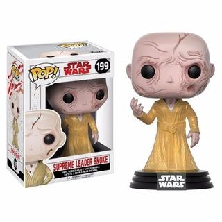 Funko Pop Star Wars The Last Jedi Supreme Leader Snoke 199