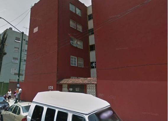 Invierte En Remate Bancario Departamento En Azcapotzalco