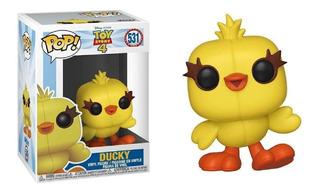 Funko Pop #531 Duck - Toy Story 4 - Disney Pixar - Original!