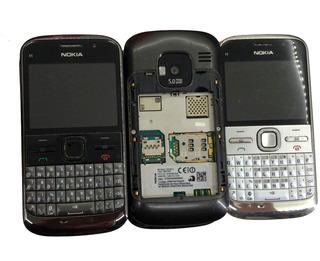 Lote C/ 14 Un. Celular Nokia E5-00.2 No Estado