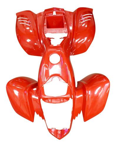 Imagen 1 de 1 de Plastico Cuatriciclo Fender Atv Quad Verado Pitbull Racing