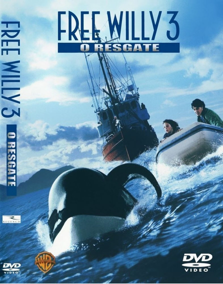 Free Willy 2,3 E 4