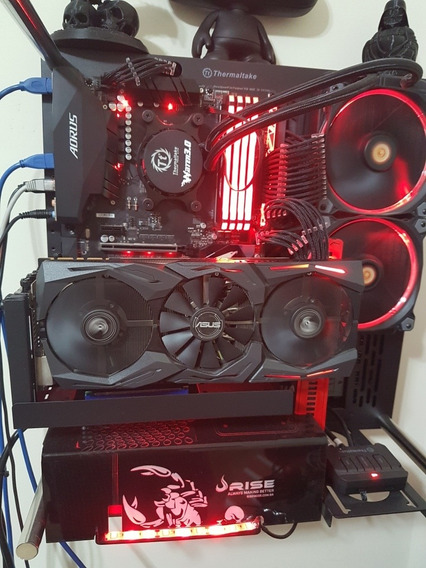 Pc Gamer - Ryzen 7 1700 / Gtx 1080 / 32gb 3000mhz - Top D+