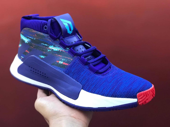 adidas Dame 5 Lillard 28.5 Mex Jordan Lebron Nike Damian Kd