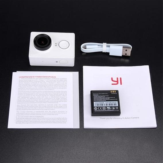 Câmera Esportiva Xiaomi Yi 2k Full Hd