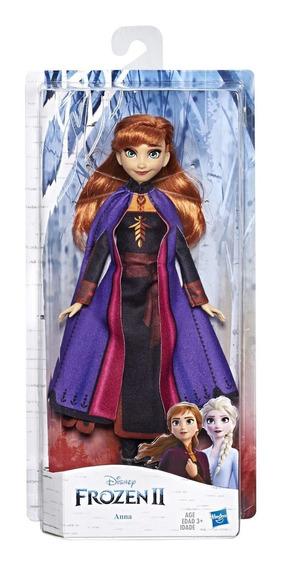 Juguete Muñeca Frozen Ii Ana Original Disney